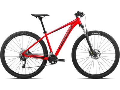 ORBEA MX 27 40 S Red/Black  click to zoom image