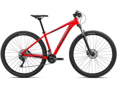 ORBEA MX 27 30 S Red/Black  click to zoom image