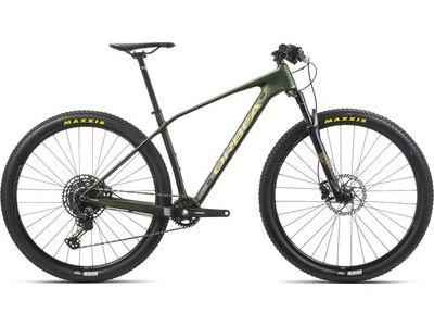 ORBEA Alma 27 M30 S Green/Gold  click to zoom image