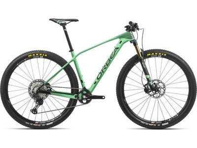 ORBEA Alma 27 M15 S Mint/Black  click to zoom image