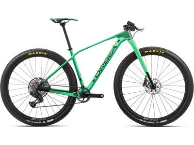 ORBEA Alma 27 M-Ltd S Mint/Black  click to zoom image
