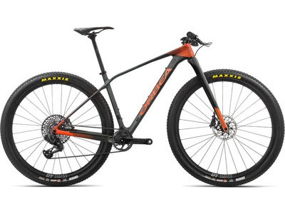ORBEA Alma 27 M-Ltd S Black/Orange  click to zoom image