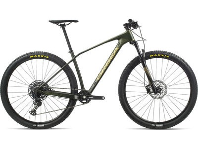 ORBEA Alma 29 M50 S Green/Gold  click to zoom image