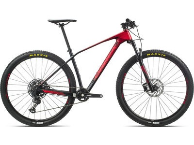 ORBEA Alma 29 M50 S Red/Black  click to zoom image