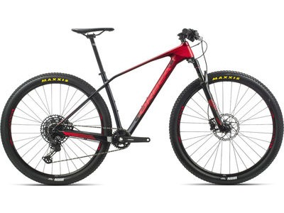 ORBEA Alma 29 M30 S Red/Black  click to zoom image