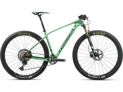 ORBEA Alma 29 M10 S Mint/Black  click to zoom image