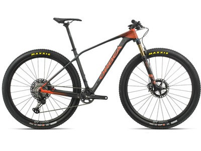 ORBEA Alma 29 M-Team S Black/Orange  click to zoom image
