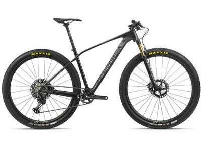 ORBEA Alma 29 M-Team S Graphite/Black  click to zoom image
