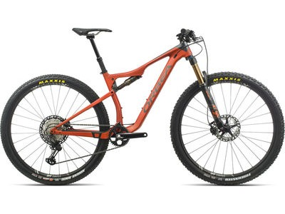 ORBEA Oiz 27 M10 TR S Orange/Black  click to zoom image