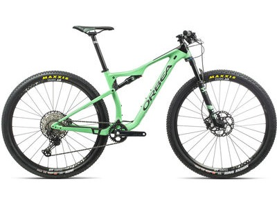 ORBEA Oiz 29 M30 S Mint/Black  click to zoom image