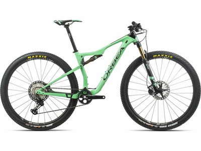 ORBEA Oiz 29 M10 S Mint/Black  click to zoom image