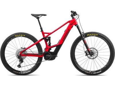 ORBEA Wild FS H15 S/M Red/Black  click to zoom image