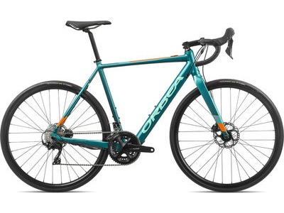 ORBEA Gain D30 XS Turquoise/Orange  click to zoom image
