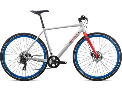 ORBEA Carpe 40 XS White/Red  click to zoom image
