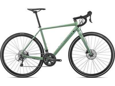 ORBEA Vector Drop XS Green  click to zoom image