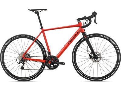 ORBEA Vector Drop XS Red/Black  click to zoom image