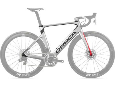 ORBEA Orca Aero OMR-D 47 Silver/Red  click to zoom image