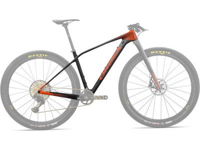 ORBEA Alma 29 OMR S Black/Orange  click to zoom image