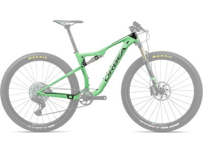 ORBEA Oiz 29 OMR+IL DPS R+K S Mint/Black  click to zoom image