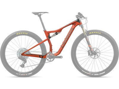 ORBEA Oiz 29 OMR+IL DPS R+K S Orange/Black  click to zoom image