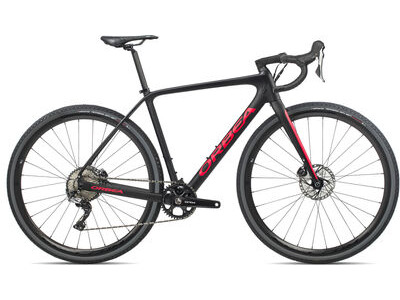 ORBEA Terra M20 1X XS Black-Red  click to zoom image