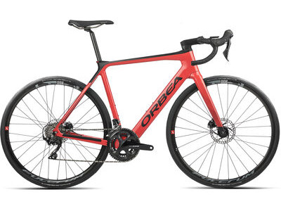 ORBEA Gain M30 XS Coral (Gloss) / Black (Matte)  click to zoom image