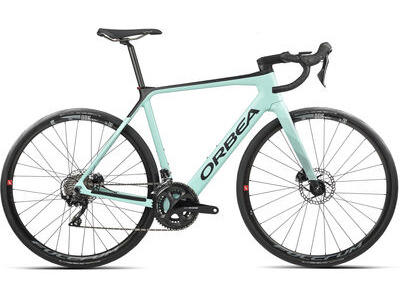 ORBEA Gain M30 XS Ice Green (Gloss) / Black (Matte)  click to zoom image
