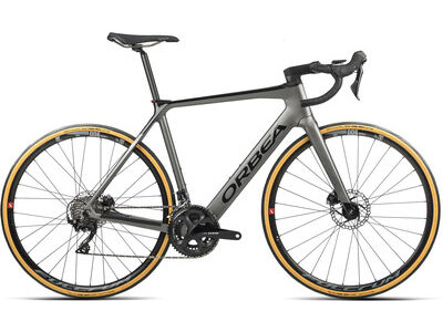 ORBEA Gain M30 XS Speed Silver (Matte) / Black (Gloss)  click to zoom image