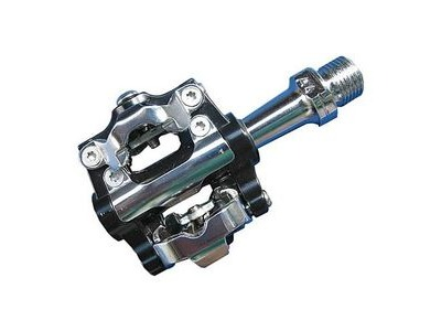 WELLGO WAM-M19 9/16 Cr-Mo axle Clipless mtb pedal
