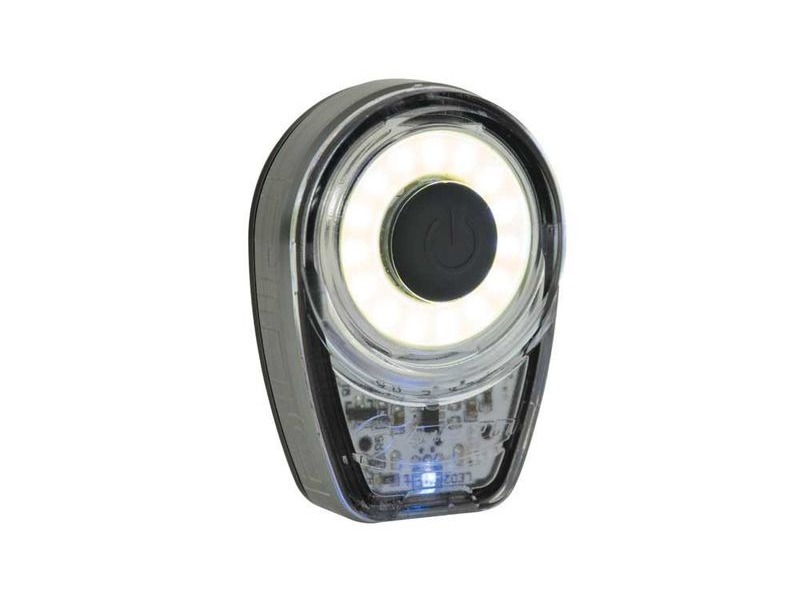 MOON RING RECHARGEABLE COB FRONT LIGHT click to zoom image