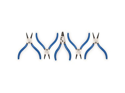 PARK TOOL RPSET-2 Snap Ring Plier Set