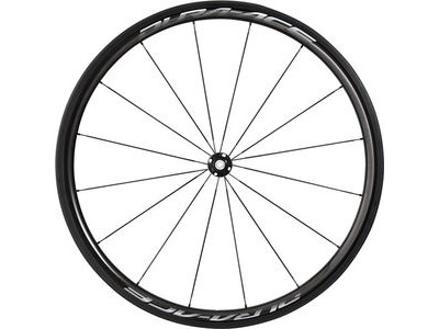 SHIMANO WH-R9100-C40-TU Dura-Ace wheel, Carbon tubular 40mm, front Q/R