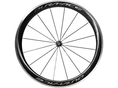 SHIMANO WH-R9100-C60-CL Dura-Ace wheel, Carbon clincher 50mm, front Q/R