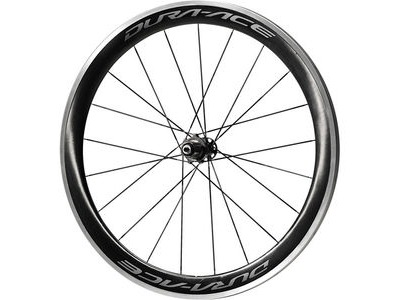 SHIMANO WH-R9100-C60-CL Dura-Ace wheel, Carbon clincher 50mm, rear Q/R
