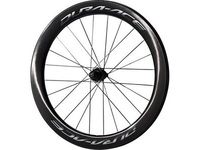 SHIMANO WH-R9100-C60-TU Dura-Ace wheel, Carbon tubular 60mm, rear Q/R