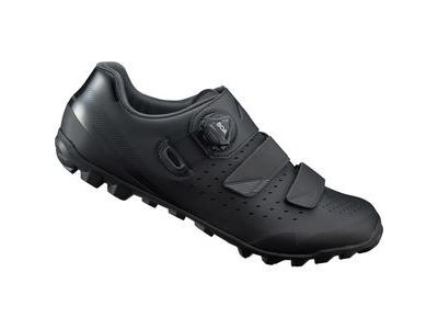 SHIMANO ME4 SPD MTB shoes, black - blue