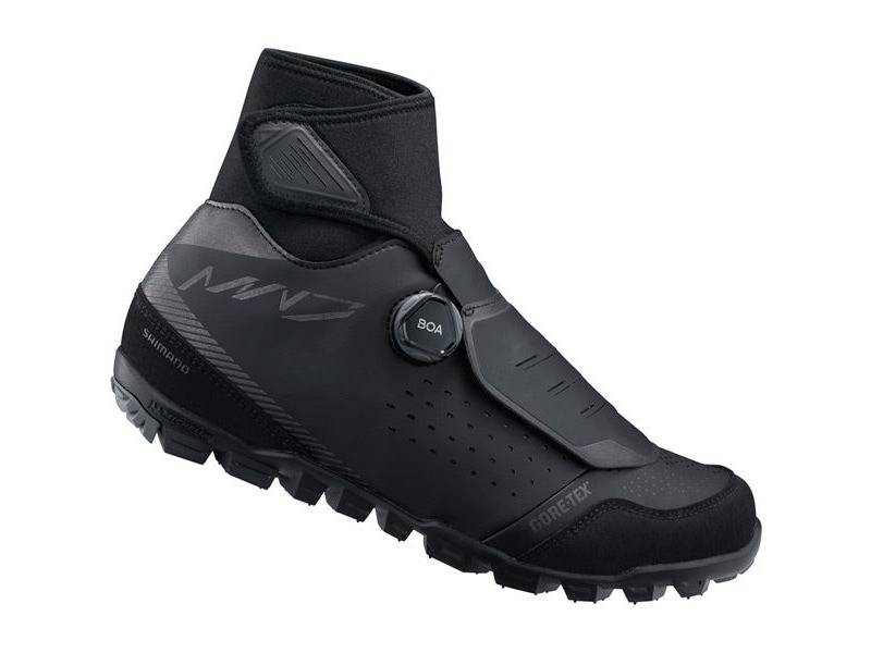 SHIMANO MW7 (MW701) Gore-Tex SPD shoes click to zoom image
