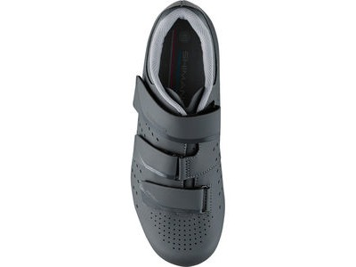 SHIMANO RP2W (RP201W) SPD-SL Women's Shoes, Grey click to zoom image