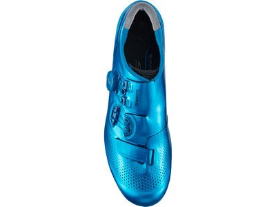 SHIMANO S-PHYRE RC9 (RC901) TRACK SPD-SL Shoes, Blue click to zoom image