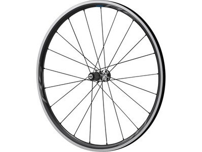 SHIMANO RS700, C30-TL, Tubeless compatible, 9/10/11-speed, 130mm Q/R axle, rear, black