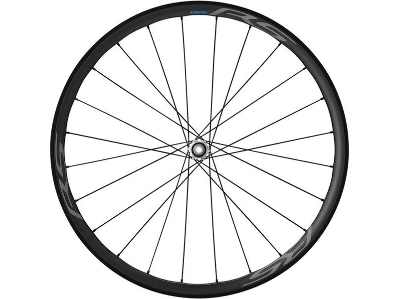 SHIMANO RS770 C30-TL Tubeless compatible for Centre-Lock disc, 100x12mm axle, front click to zoom image
