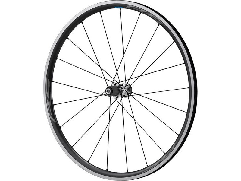 SHIMANO WH-RS700-C30-TL wheels, Tubeless ready clincher 30mm, pair Q/R click to zoom image