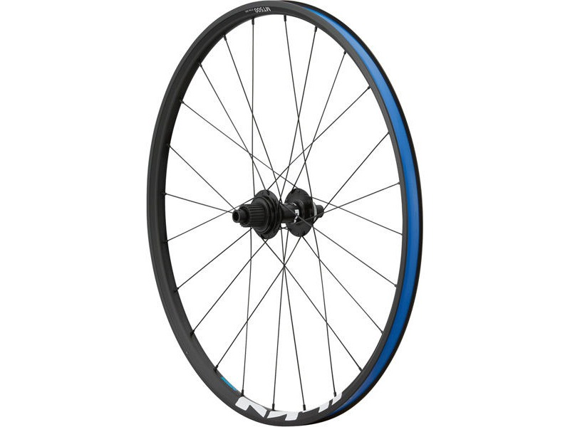 SHIMANO WHMT501RB1227H-MT501 27.5 in (650b) wheel, 12-speed, 12x148mm E-thru, Center Loc click to zoom image