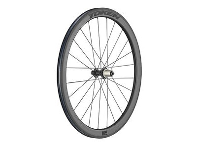 TOKEN Resolute C45R Carbon Wheelset Black Decal