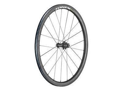 TOKEN Zenith Ventous Carbon Road Wheels HG