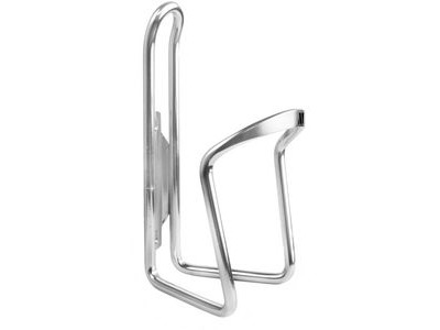 M PART Bottle cage Aluminium 6 mm silver