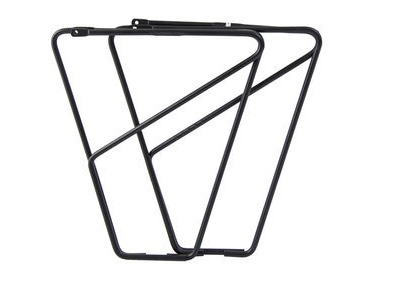M PART FLR front low rider rack for braze on fitting alloy black