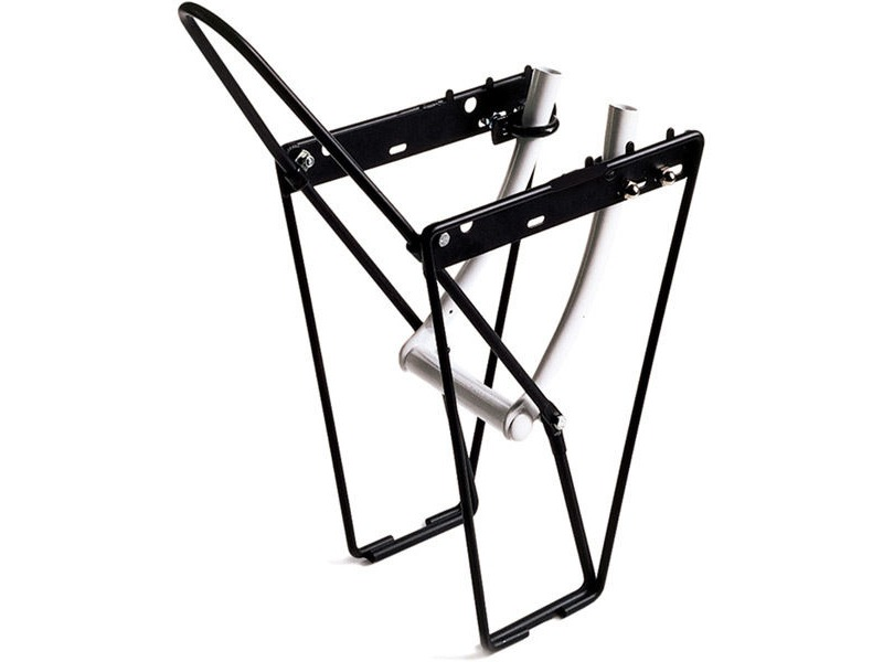 M PART FLRB front low rider rack with mounting brackets and hoop alloy black click to zoom image