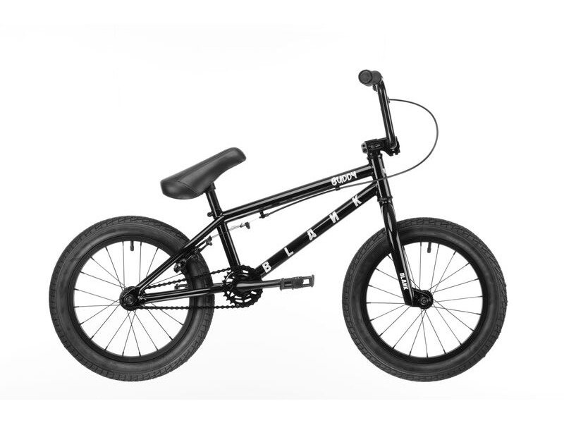 BLANK Buddy 16 Black BMX click to zoom image