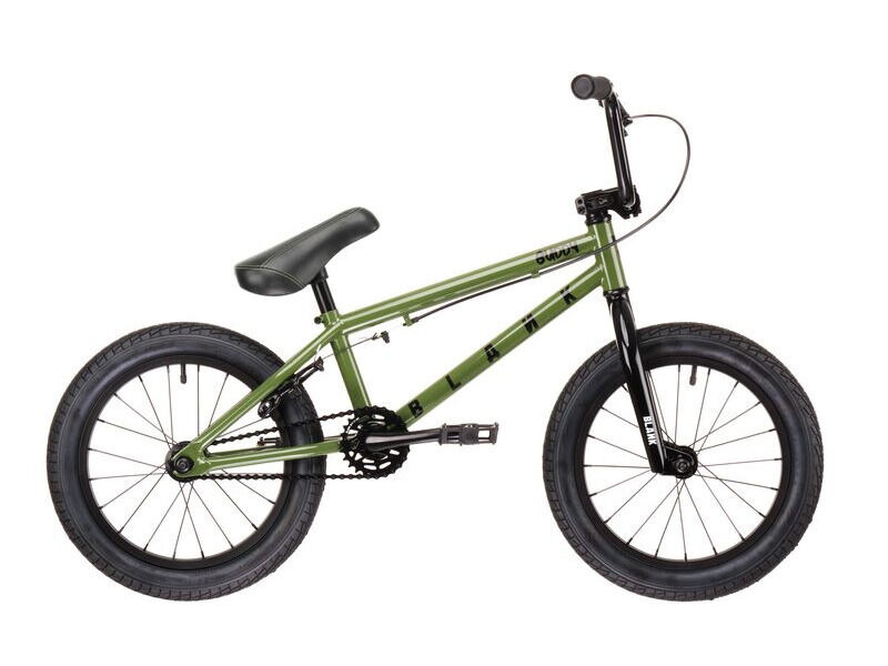 BLANK Buddy 16 Green BMX click to zoom image